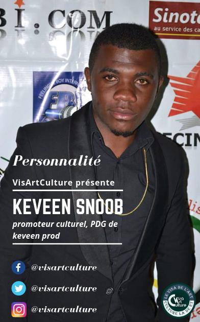 Keveen snoob: la Menoua a toujours été une capitale artistique