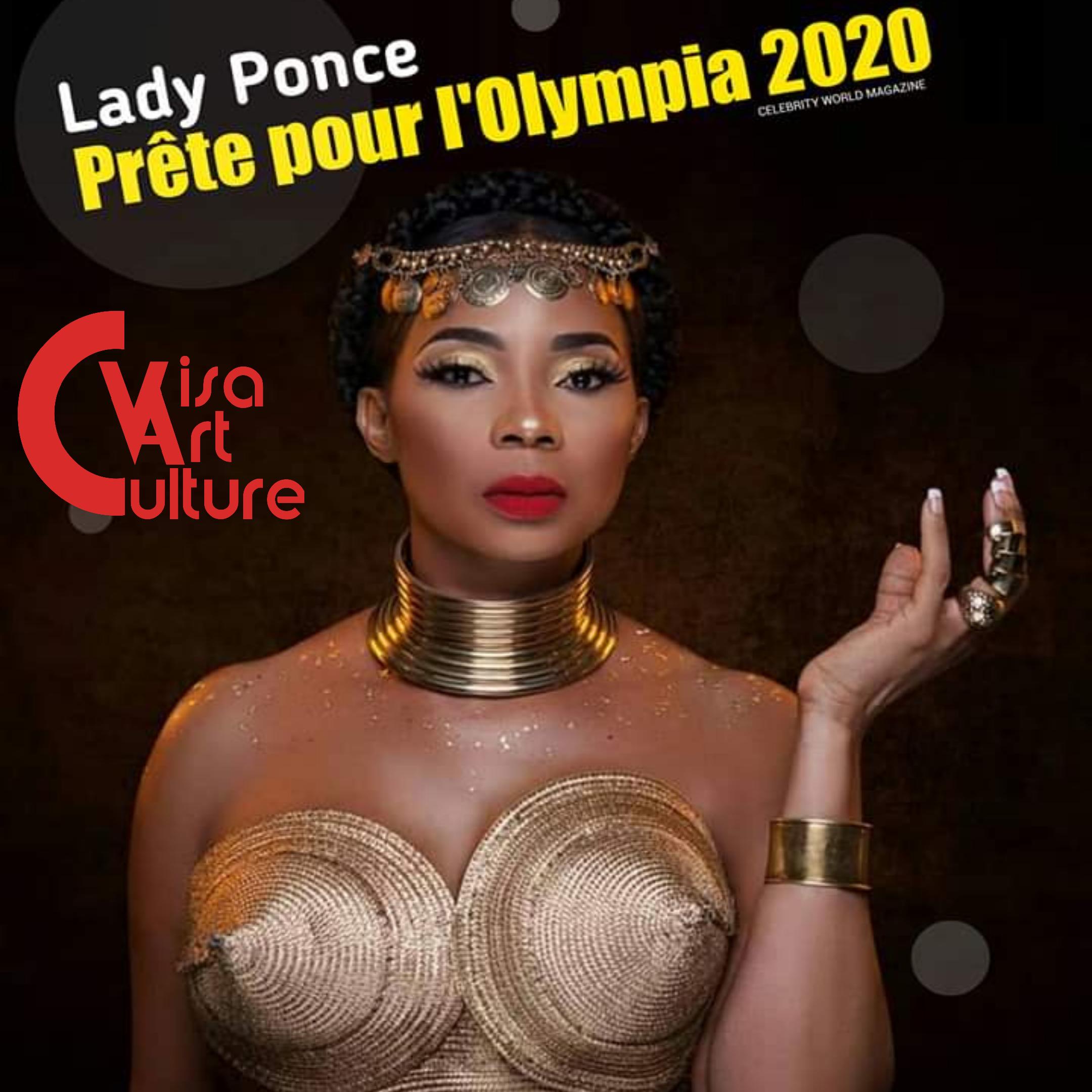 Lady ponce au top en 2020, qui a dit qu'elle est finie ??